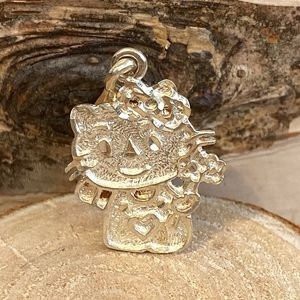 Hello Kitty | Sterling Silver Charm